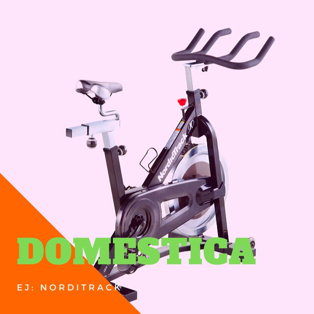 ALQUILER BICICLETA SPINNING DOMESTICA
