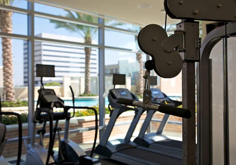 gimnasio resort vacaciones en renting