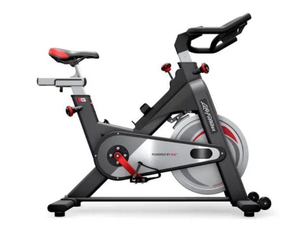 bicicleta spinning profesional ic2 life fitness